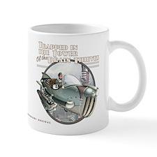 Thrilling Tales: Gwen's Hepmobile Rocket Mug