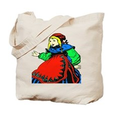 Colorful child Tote Bag
