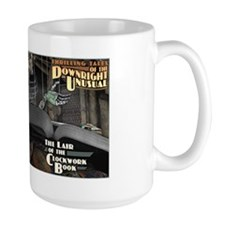 Clockwork Book: Tell Me a Story Mug 15oz