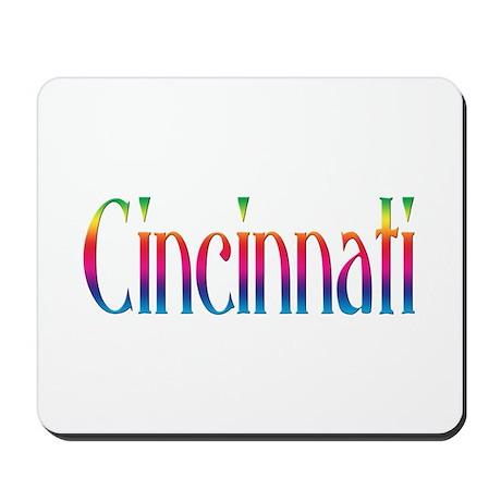 Cincinnati Mousepad