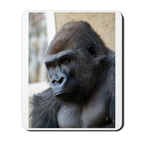 Gorilla Watching Mousepad