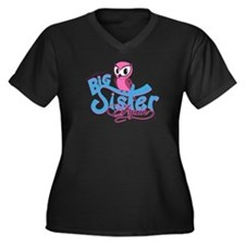 Going to be a Big Sister Again! Women's Plus Size