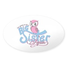 Going to be a Big Sister Again! Decal