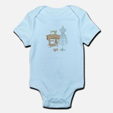Dressmaker Infant Bodysuit