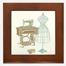 Dressmaker Framed Tile