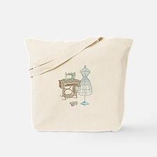 Dressmaker Tote Bag