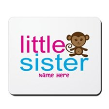 Monkey Big Sister Mousepad