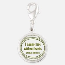 Without Books (green) Charms