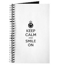 Keep Calm And Feel Good Journal