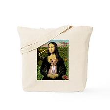 Mona & Lucky Tote Bag