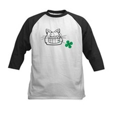 Irish cat Baseball Jersey