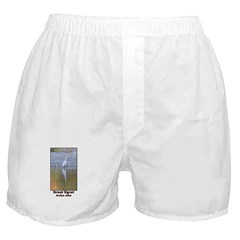 Great Egret Boxer Shorts