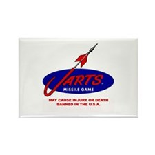 Jarts & Lawn Darts Rectangle Magnet