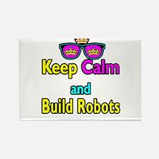 Crown Sunglasses Keep Calm And Build Robots Rectan