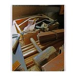 carpenter tools 2.png Throw Blanket