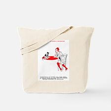 A Brief Harmonic Recession Tote Bag