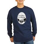 Lloyds of Lubbock Long Sleeve Dark T-Shirt