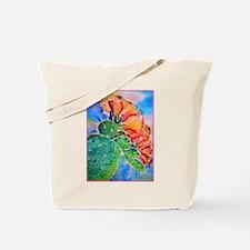 Cactus! Colorful southwest art! Tote Bag