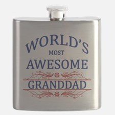 World's Most Awesome Granddad Flask