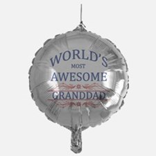 World's Most Awesome Granddad Balloon