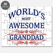 World's Most Awesome Granddad Puzzle