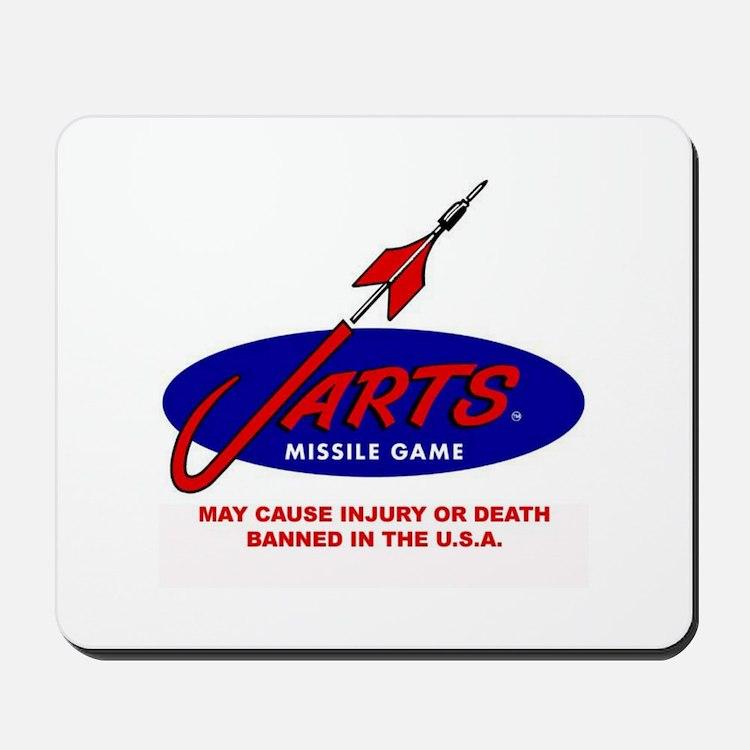Jarts & Lawn Darts Mousepad