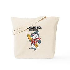 Santa Monica, California Tote Bag