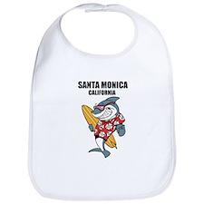 Santa Monica, California Bib