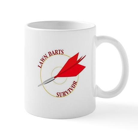 Jarts & Lawn Darts Mug