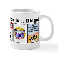 Multi - Illegal Immigration Mug