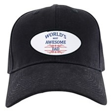 World's Most Awesome Dad Baseball Hat