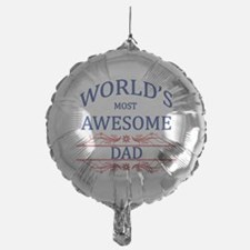 World's Most Awesome Dad Balloon