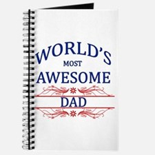 World's Most Awesome Dad Journal