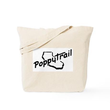 Poppytrail Tote Bag