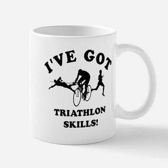I've got Triathlon skills Mug