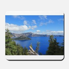 Crater Lake National Park Mousepad