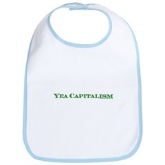 Yea Capitalism Bib