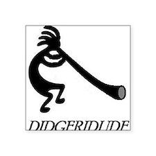 Didgeridude-didgeridoo player Sticker