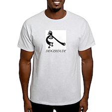 Didgeridude-didgeridoo player T-Shirt