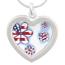 USA Flowers (sc) Necklaces