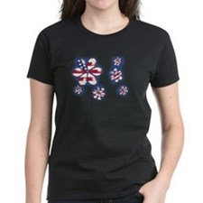 USA Flowers (sc) T-Shirt