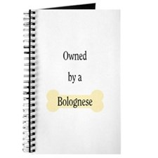 Owned by a Bolognese Journal