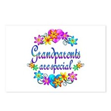 Grandparents are Special Postcards (Package of 8)