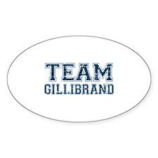 Team Gillibrand Decal