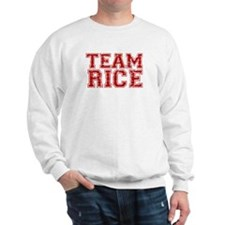 Team Rice Sweatshirt