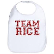 Team Rice Bib