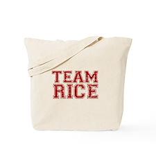 Team Rice Tote Bag