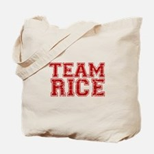 Team Rice Tote Bag