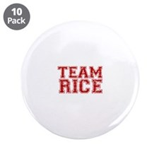 """Team Rice 3.5"""" Button (10 pack)"""