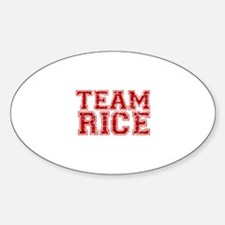 Team Rice Decal